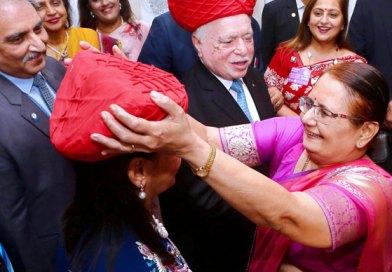RI President Nominee's felicitations in Mumbai & Jaipur