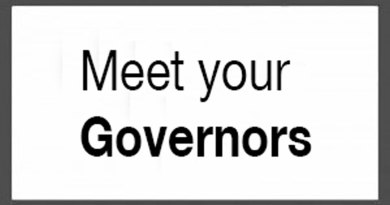 Meet your Governors – February 2019