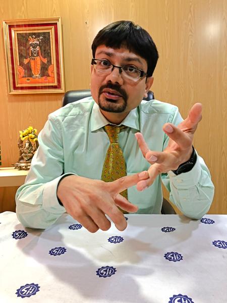 Dr Prashant Shah