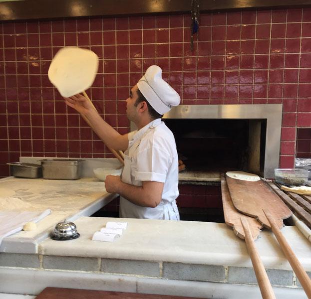 roti-making