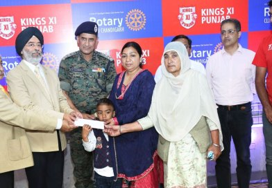 Rotary honours Pulwama martyrs