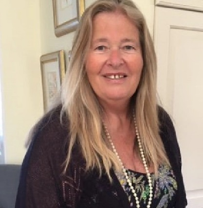 Marlene Butler is the new president for Worthing Rotary Club.