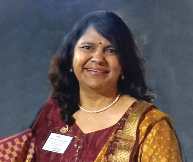 Bina Desai Social Service, RC Kankaria-Ahmedabad, RID 3054