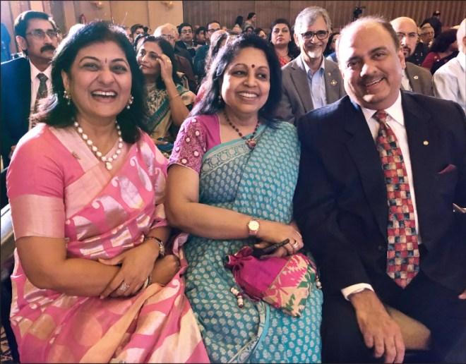 Sonal Sanghvi, Rashi and RIPN Shekhar Mehta.