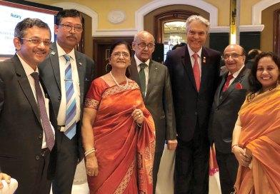 Group dynamics work best in Rotary: Shekhar Mehta