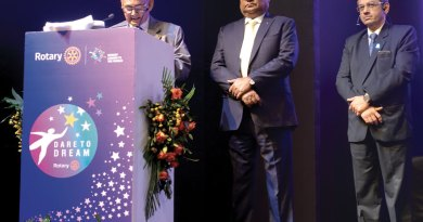 PRIP Kalyan Banerjee, PRID C Basker and RID Bharat Pandya.
