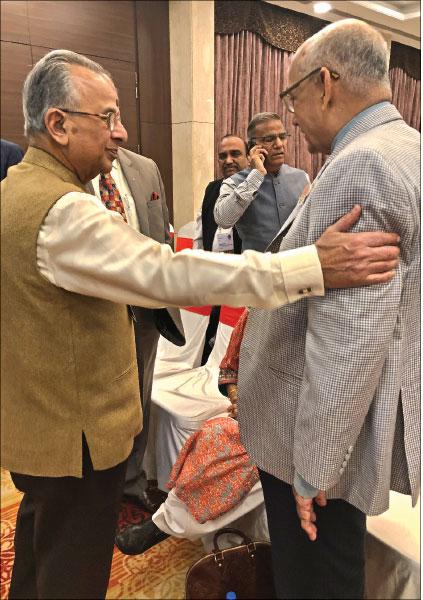 PRIPs Rajendra Saboo and Kalyan Banerjee.