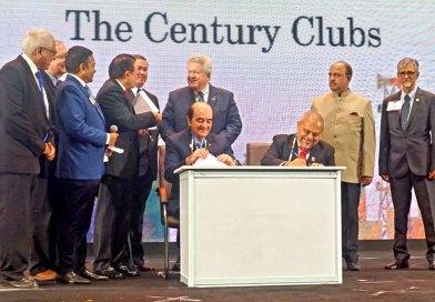 RC Calcutta inks MoA for Circle of  Centennial Clubs