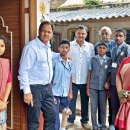 A Rotarian persevered, and a teenager walked again