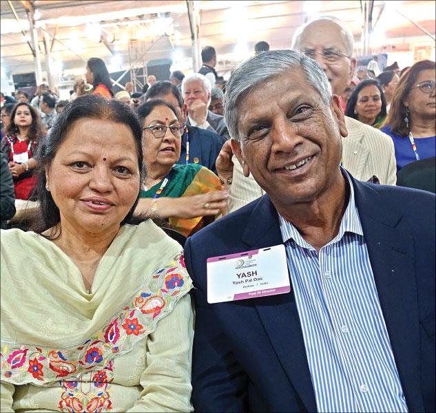 PRID Y P Das and Manju
