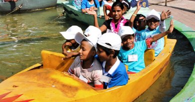 Children's-Treat-2015boat-ride