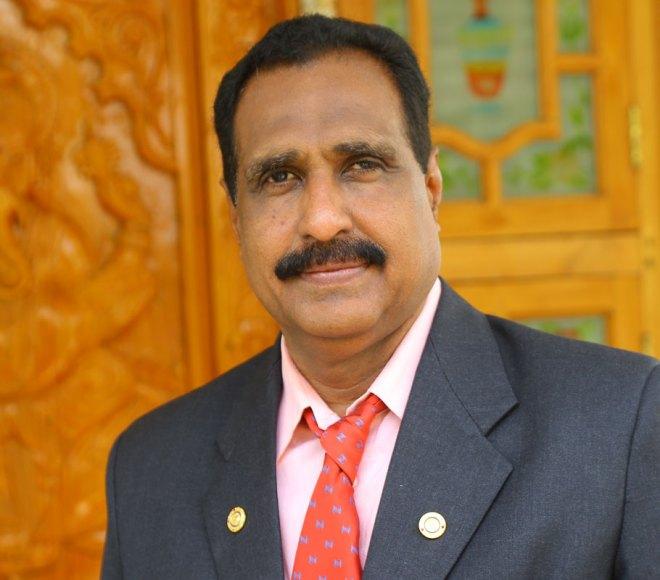 B Chinnapa Reddy Engineer, RC Nandyal Midtown, RID 3160