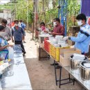 Nellore Rotarians take care of the hungry