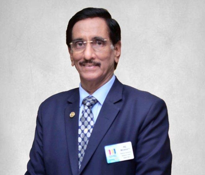 Fakir Charan Mohanty Chemical manufacturing RC Rourkela Midtown, RID 3261