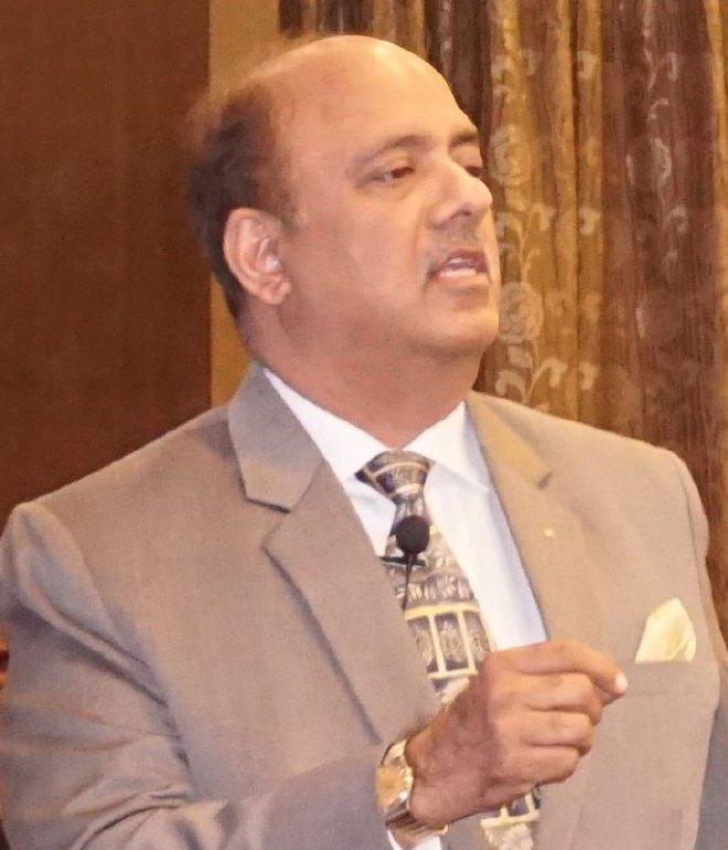 RIPE Shekhar Mehta