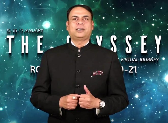 Institute chair PDG Sanjay Khemka