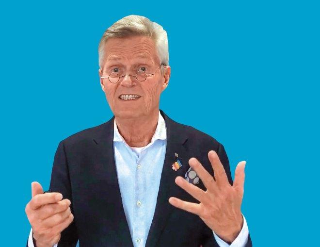 RI President Holger Knaack