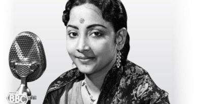 Geeta Dutt the ballerina of song