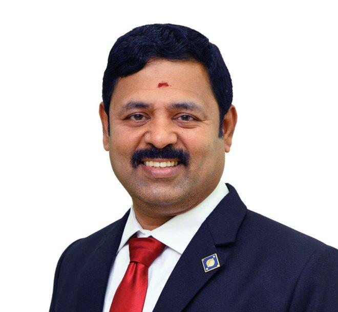S Balaji Realtor, RC Kumbakonam, RID 2981