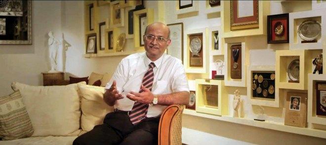 Dr S Raja Sabapathy, director, Ganga Hospital, Coimbatore