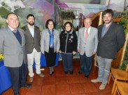 Jorge Fontanes, Emilio Becker, Sonia Garay, Beatriz Zahr, Sergio Garay, Juan Carlos Puiggros