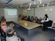 Presentacion Oriana Diaz en Clinica Dental