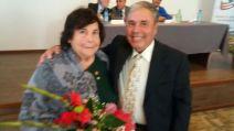 Oriana Díaz recibe reconocimiento
