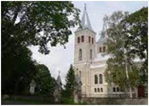 Raplan Maria Magdalenan kirkko