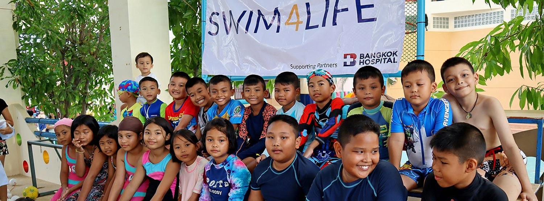 Swim For Life Rotary Samui Club Samui Phangan