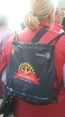Participant bags