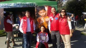 Rotary Day Istanbul volunteers