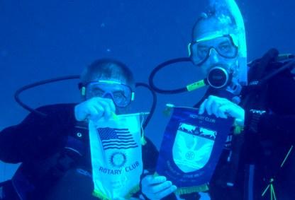 Scuba Diving Fellowship