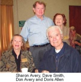 Sharon Avery - Dave Smith - Don Avery - Doris Allen