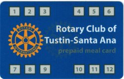 Buy a Prepaid Meal Card