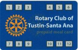 Buy a Prepaid Meal Card