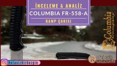Columbia FR-558-A Kamp Bıçağı İncelemesi