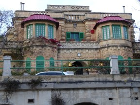 Sliema'da bir ev.