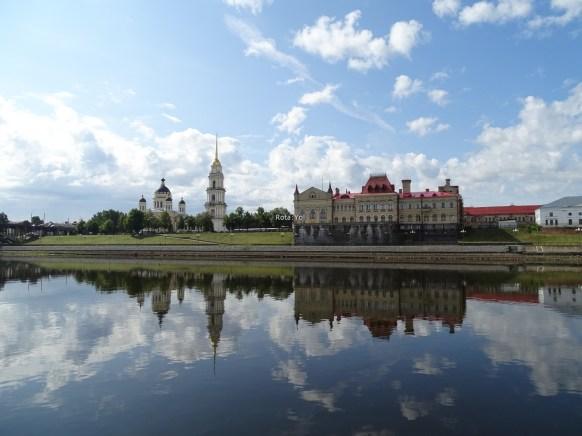 Volga Nehri'nden Yaroslavl