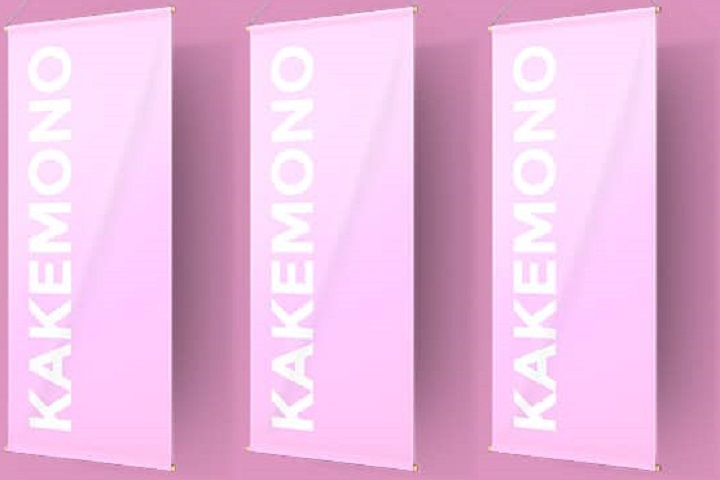 Comment fabriquer un kakémono ?