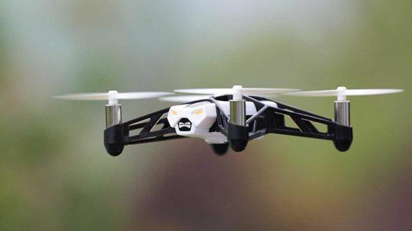 mini drones rotek bien debuter