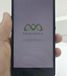 mobiwire tala aperçu de l'écran