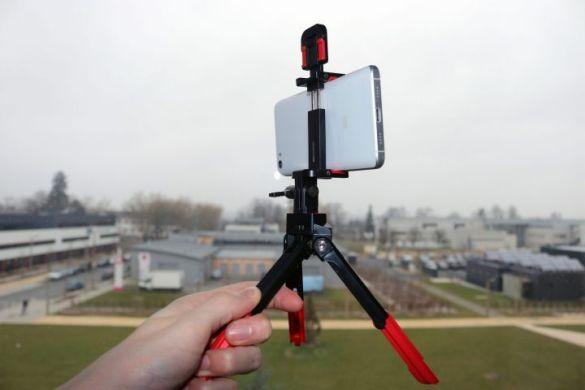 test-un-mini-trepied-pour-smartphone-de-bcmaster