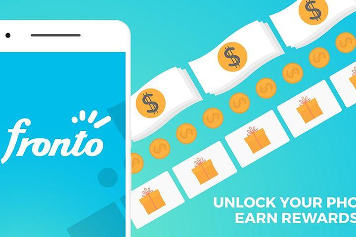 Gagnez de l'argent en déverrouillant votre téléphone avec Fronto Lock Screen !