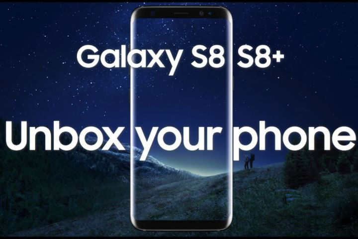 Tout savoir sur le capteur d'empreintes du Galaxy S8 / S8+