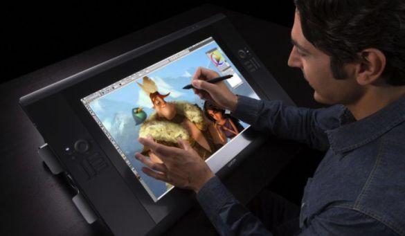 tablette graphique huion 420