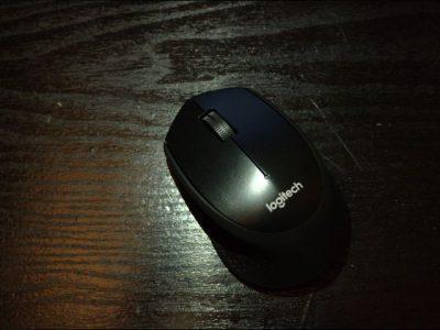 Design de la souris