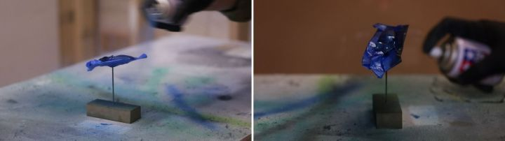 peindre 3D imprimante formlabs