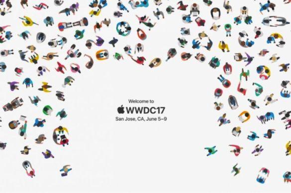 WWDC 2017 apple keynote