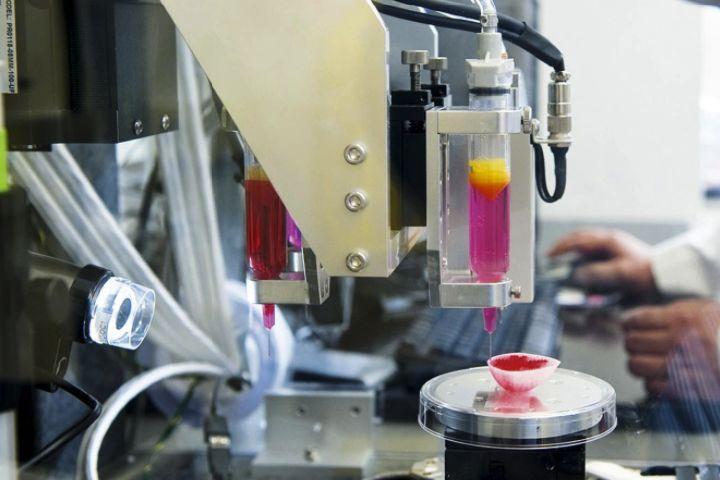 imprimante 3D médecine réparation industrie 4.0