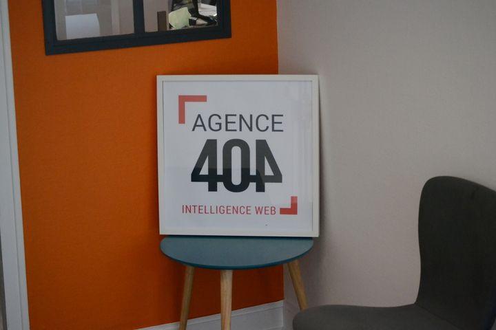 Vincent Chavinier, dirigeant associé de l'Agence 404 à Angers
